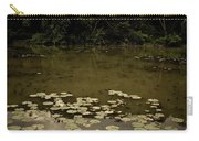 Lilypads At The Dock Carry-all Pouch