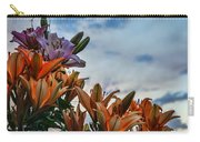 Lilys At La Fonda Carry-all Pouch