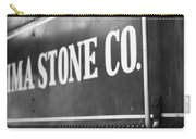 Lima Stone Co Carry-all Pouch