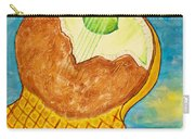 Lime Coconut Pineapple Guitar Carry-all Pouch