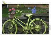 Lime Green Bike Carry-all Pouch