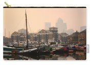 Limehouse Basin In London. Carry-all Pouch