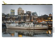 Limehouse Basin. Carry-all Pouch