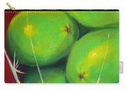 Limes In A Vase Carry-all Pouch