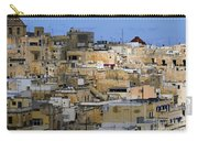 Limestone Buildings In Malta Carry-all Pouch