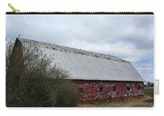 Limestone County Red Barn Carry-all Pouch