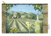 Limoncello Carry-all Pouch
