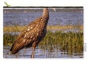 Limpkin Bird Carry-all Pouch