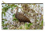 Limpkin In A Tree Carry-all Pouch