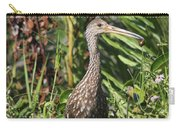 Limpkin With An Apple Snail Carry-all Pouch