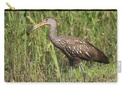 Limpkin With Apple Snail Carry-all Pouch