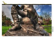 Lincoln At Delaware Park  Carry-all Pouch