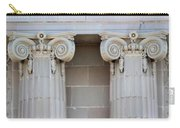Lincoln County Courthouse Columns Carry-all Pouch
