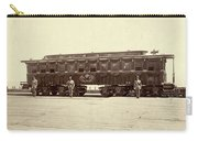 Lincoln Funeral Car, 1865 Carry-all Pouch