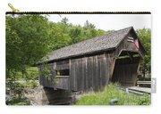 Lincoln Gap Covered Bridge Carry-all Pouch