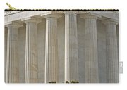 Lincoln Memorial Pillars Carry-all Pouch