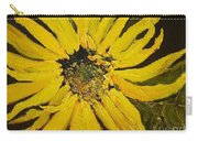 Linda's Arizona Sunflower 2 Carry-all Pouch