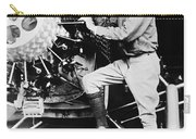 Lindbergh Tunes Up Plane Carry-all Pouch