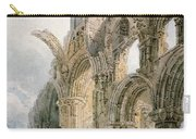 Lindisfarne Abbey Carry-all Pouch