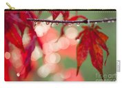 Line Of Reflections Carry-all Pouch by Anne Gilbert