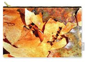 Lines Of Fall Carry-all Pouch