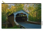 Linton Stevens Covered Bridge Carry-all Pouch