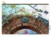 Lion Arch With Flowers Carry-all Pouch