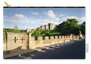 Lion Bridge At Alnwick Castle Carry-all Pouch