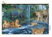 Lion Falls Carry-all Pouch