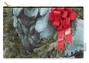 Lion In Winter Carry-all Pouch