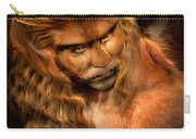 Lion Man Carry-all Pouch