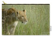 lion Masai Mara Kenya Carry-all Pouch