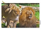 Lion Mates Carry-all Pouch