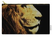 Lion Paint Carry-all Pouch
