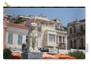 Lion Place Of Samos Carry-all Pouch