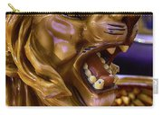 Lion Roaring Carrousel Ride Carry-all Pouch