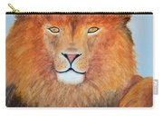 Lion Selfie Carry-all Pouch