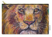Lion Stare Carry-all Pouch