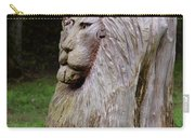 Lion Tree Carry-all Pouch