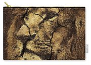 Lion -wall Art Carry-all Pouch
