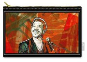 Lionel In Red Carry-all Pouch
