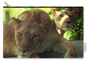 Lioness-00104 Carry-all Pouch