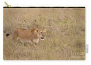 Lioness, Kenya Carry-all Pouch