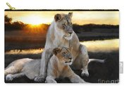 Lioness Protector Carry-all Pouch