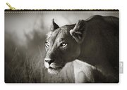 Lioness Stalking Carry-all Pouch