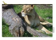Lioness2 Carry-all Pouch