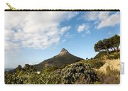 Lion's Head Carry-all Pouch by Fabrizio Troiani