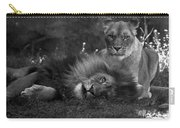 Lions Me And My Guy Carry-all Pouch