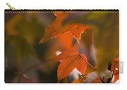 Liquidambar Autumn Carry-all Pouch