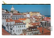 Lisbon Alfama District Carry-all Pouch